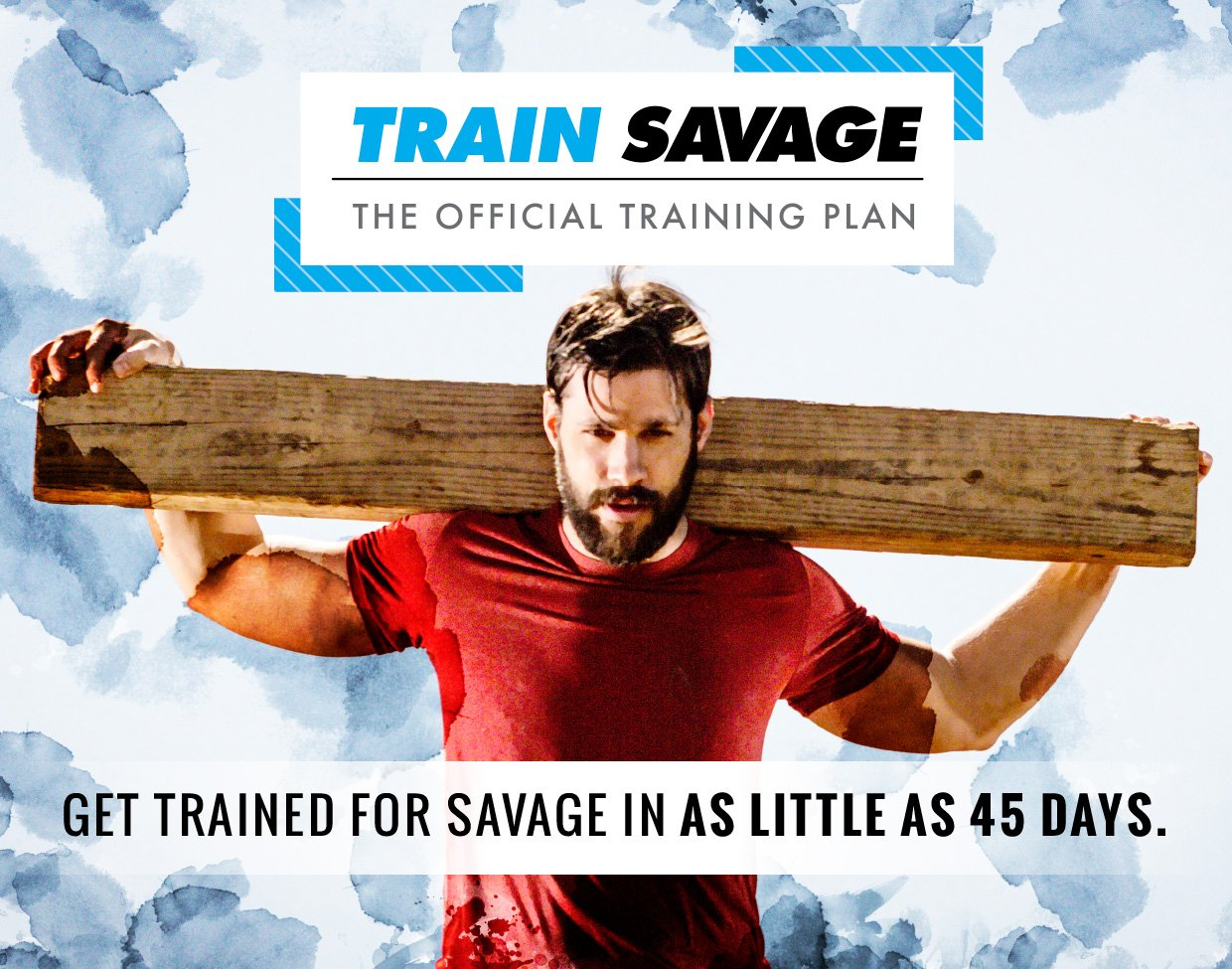 Train Savage - The Official Savage Race Training Guide